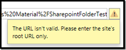 Quick Tip - Connecting to a SharePoint Folder in Power BI